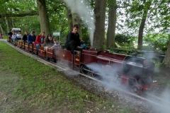 4600 in steam at Medford Station